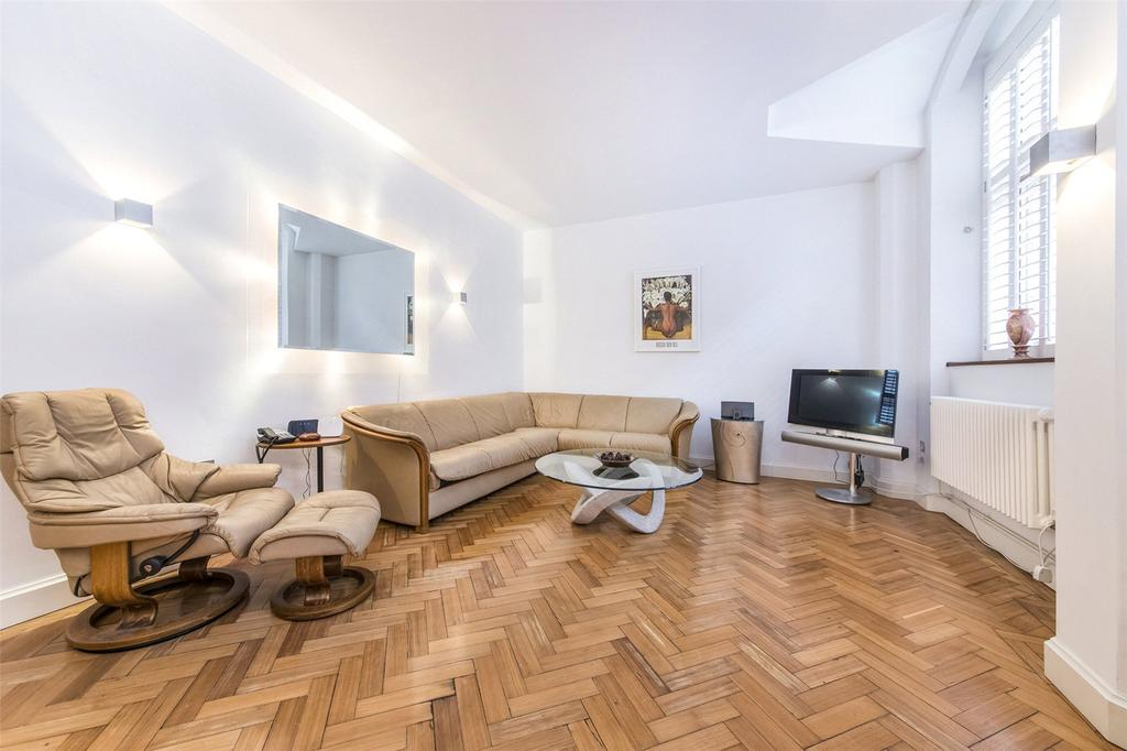 2 Bedrooms Apartment Flat for sale in Bolt Court, City, EC4A