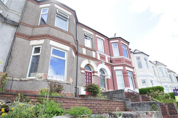 4 Bedrooms Terraced House for sale in Risca Road, Handpost, Newport, Gwent. NP20 4HX