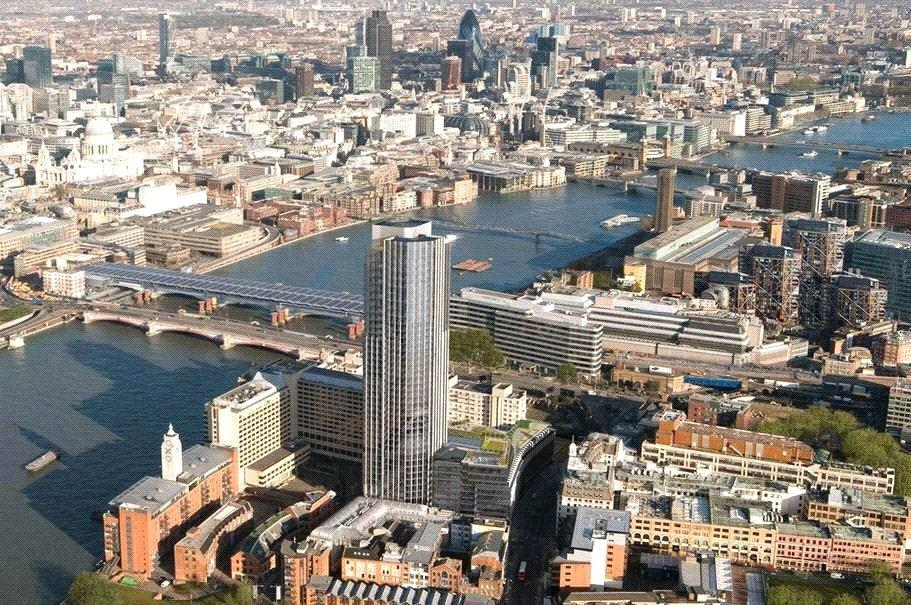 2 Bedrooms Flat for sale in South Bank Tower, London