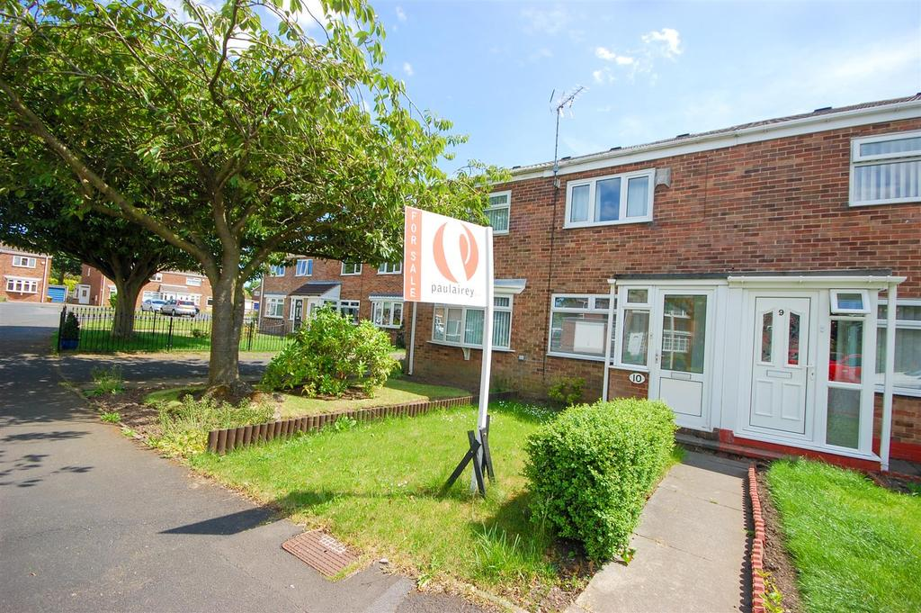 2 Bedrooms Terraced House for sale in Ainthorpe Close, Tunstall Village, Sunderland