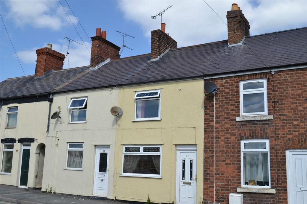2 Bedrooms Terraced House for sale in Chester Road, Buckley, Flintshire