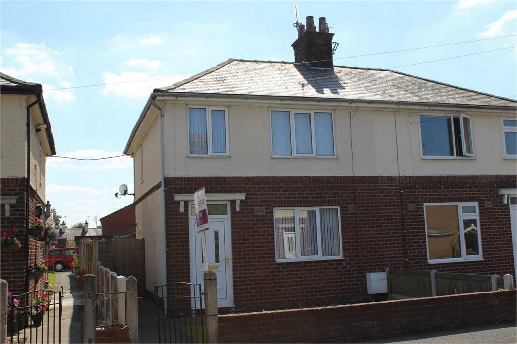 3 Bedrooms Semi Detached House for sale in Victoria Avenue, Buckley, Flintshire