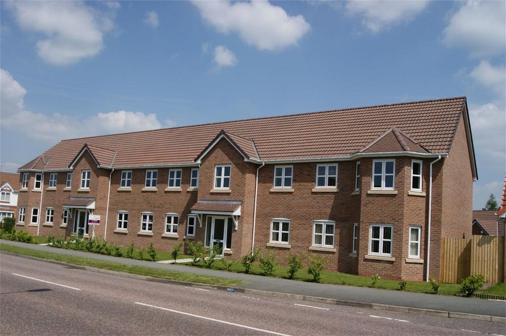 2 Bedrooms Flat for sale in St Davids Court, Ewloe, Flintshire