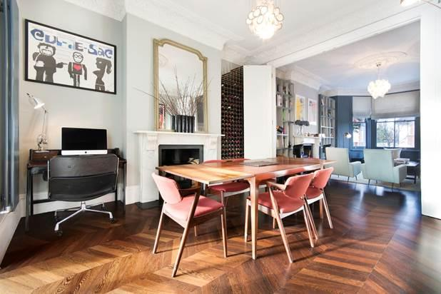 3 Bedrooms Flat for sale in St Quintin Avenue, London, W10