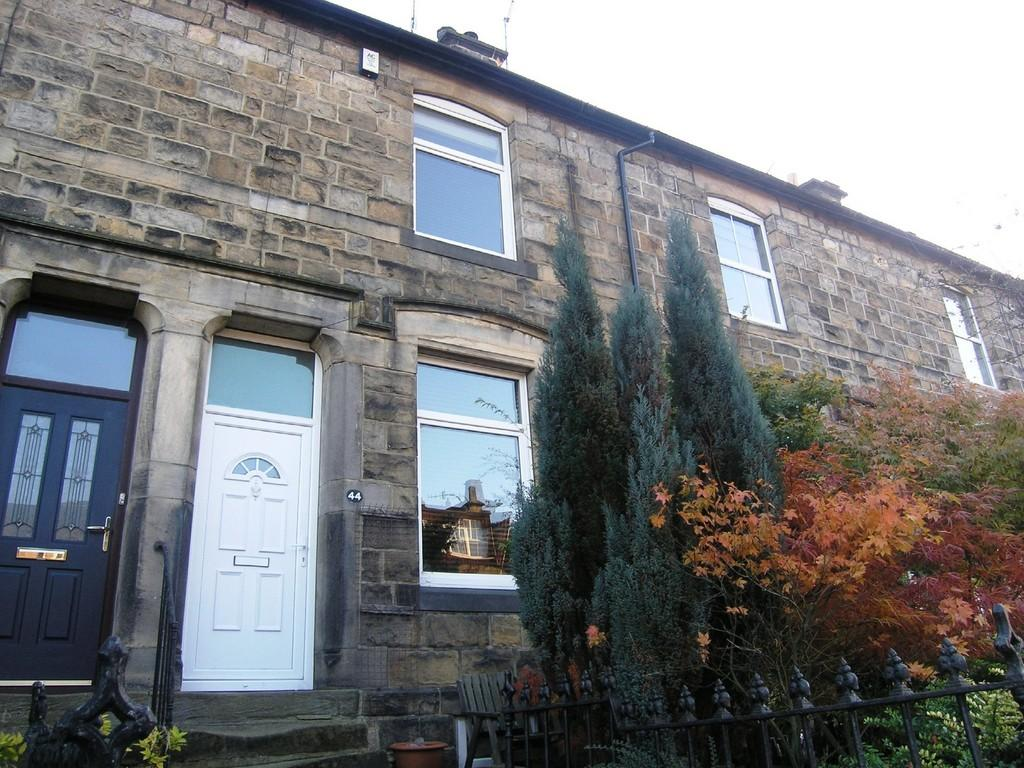 3 Bedrooms Terraced House for rent in Ilkley Road, Otley