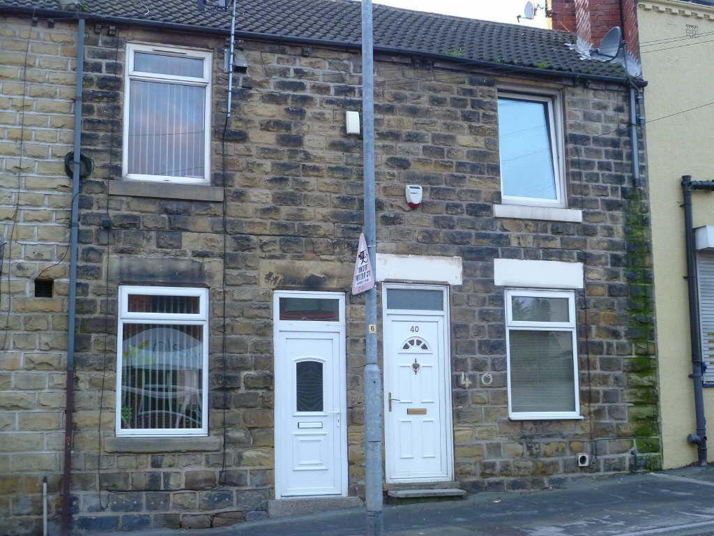2 Bedrooms Terraced House for sale in Kirkby Road, Hemsworth, Hemsworth, Pontefract, 4AS