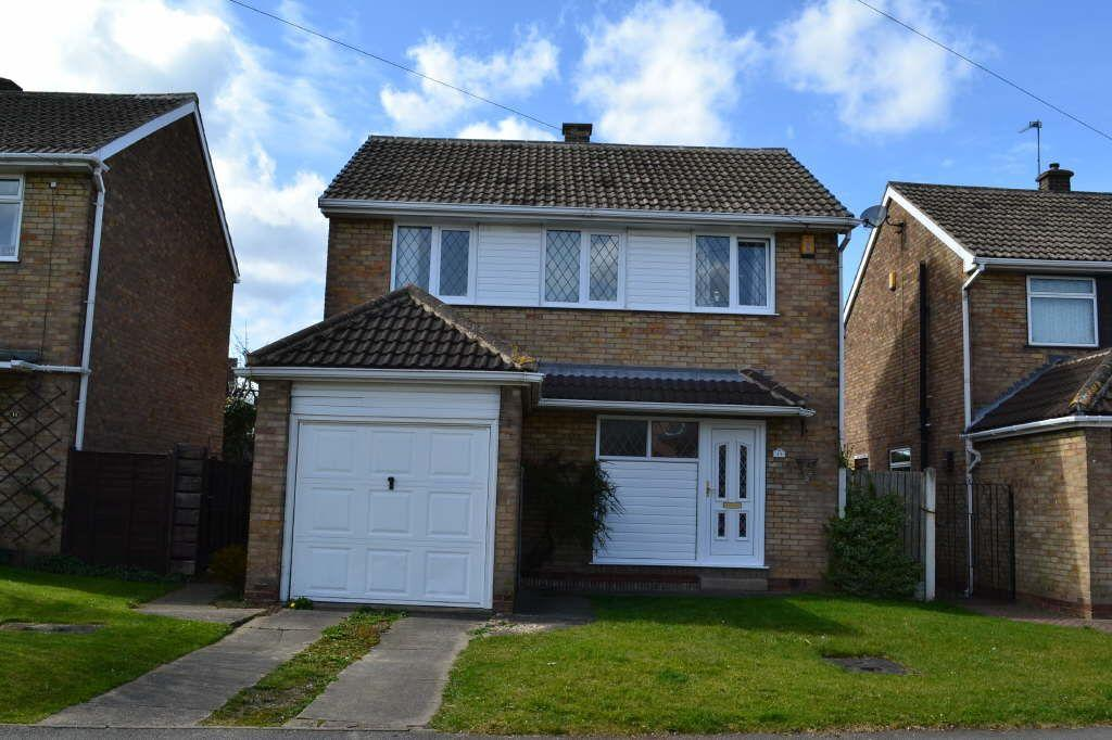 3 Bedrooms Detached House for sale in Carr View, South Kirkby