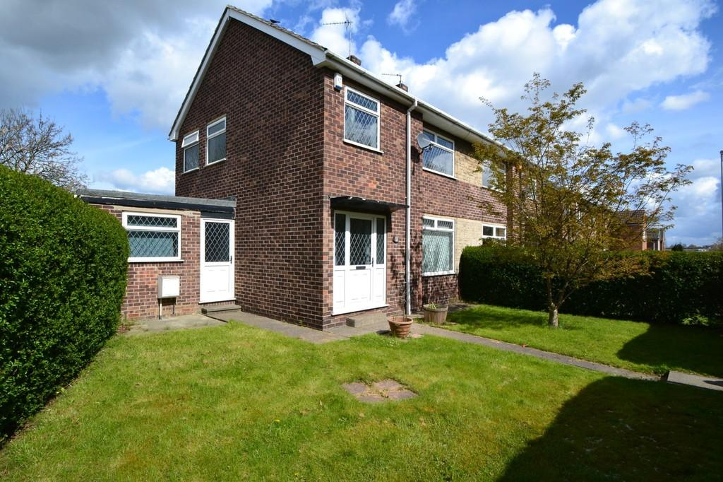 3 Bedrooms Semi Detached House for sale in Minsthorpe Lane, South Elmsall, South Elmsall, Pontefract, 2AU