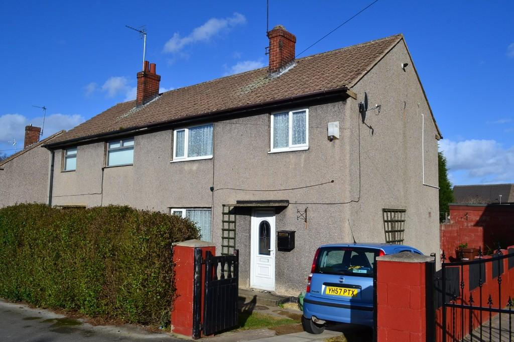 3 Bedrooms Semi Detached House for sale in Church Drive, South Kirkby, South Kirkby, West Yorkshire, WF9