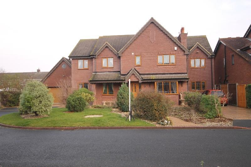 5 Bedrooms Detached House for sale in Endeavour Close, Hartlepool