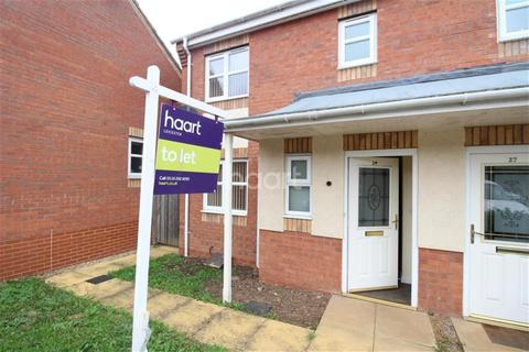 3 bedroom semi-detached house to rent - Mundesley Road, Hamilton