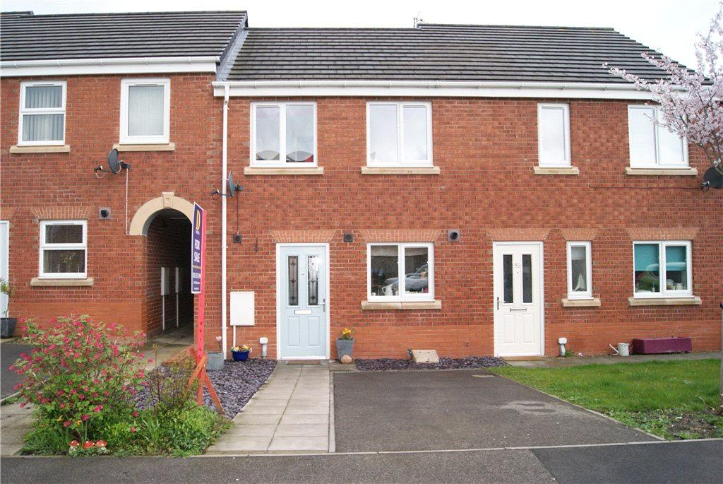 2 Bedrooms Terraced House for sale in Cavell Drive, Bowburn, DH6