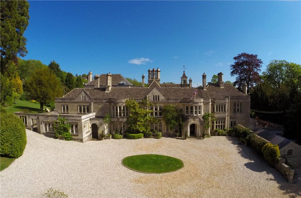 8 Bedrooms Detached House for sale in Amberley, Stroud, Gloucestershire, GL5