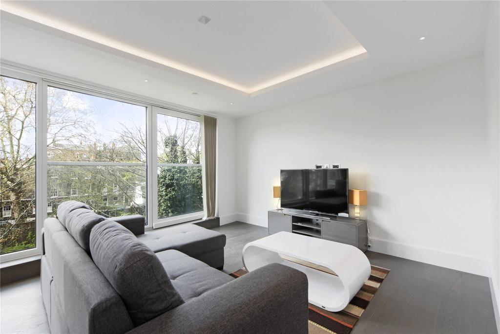 2 Bedrooms Flat for sale in Benson House, 4 Radnor Terrace, Kensington, London, W14