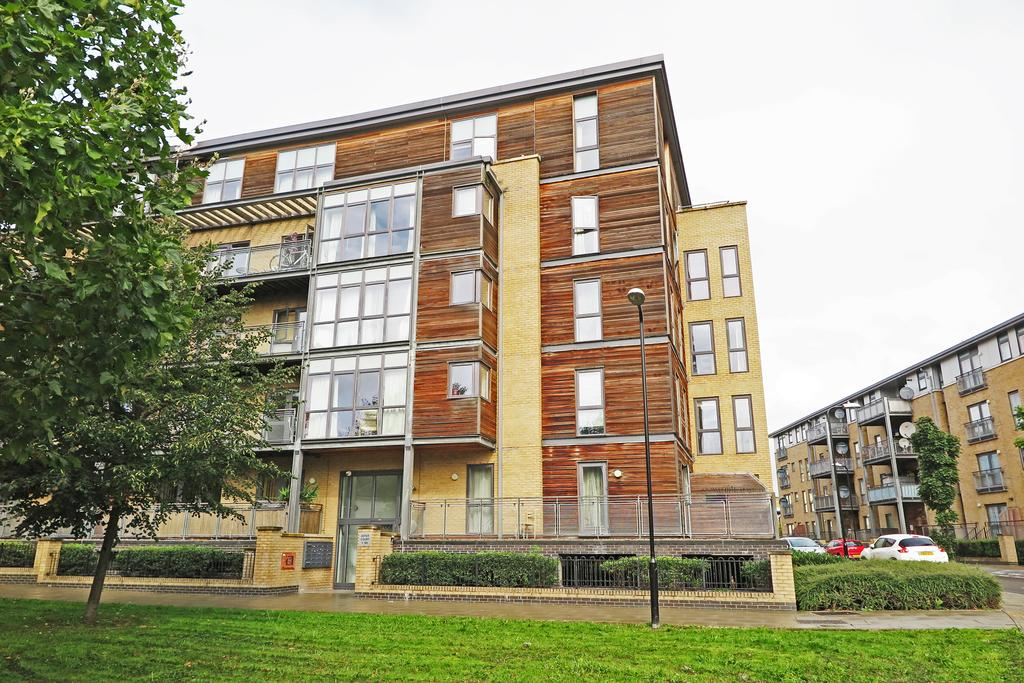 2 Bedrooms Apartment Flat for sale in Aster Court, Woodmill Road, Hackney E5