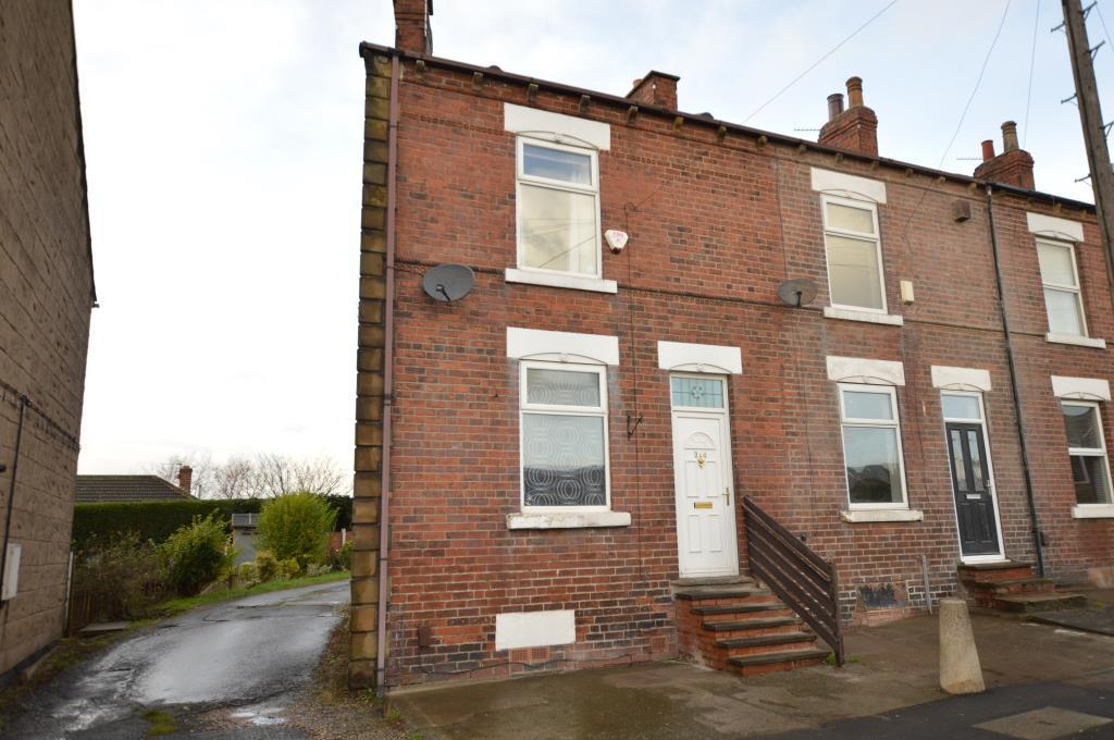 2 Bedrooms Terraced House for sale in Wrenthorpe Road, Wrenthorpe, Wakefield, West Yorkshire