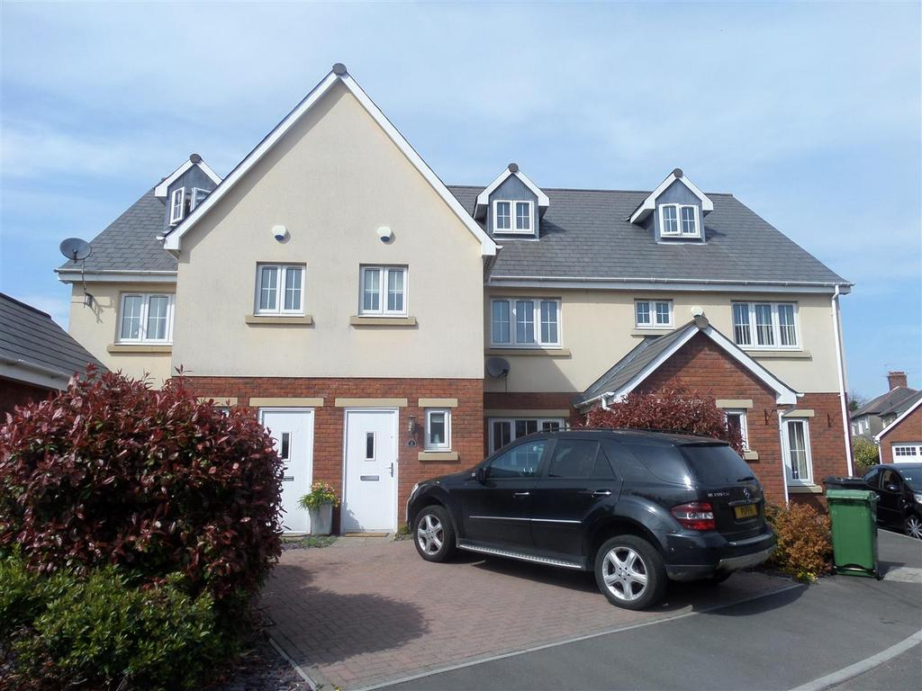4 Bedrooms Terraced House for sale in Sentinel Court, Cardiff