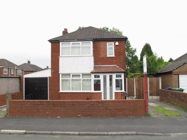 3 Bedrooms Detached House for sale in Blenheim Road Ashton In Makerfield Wigan