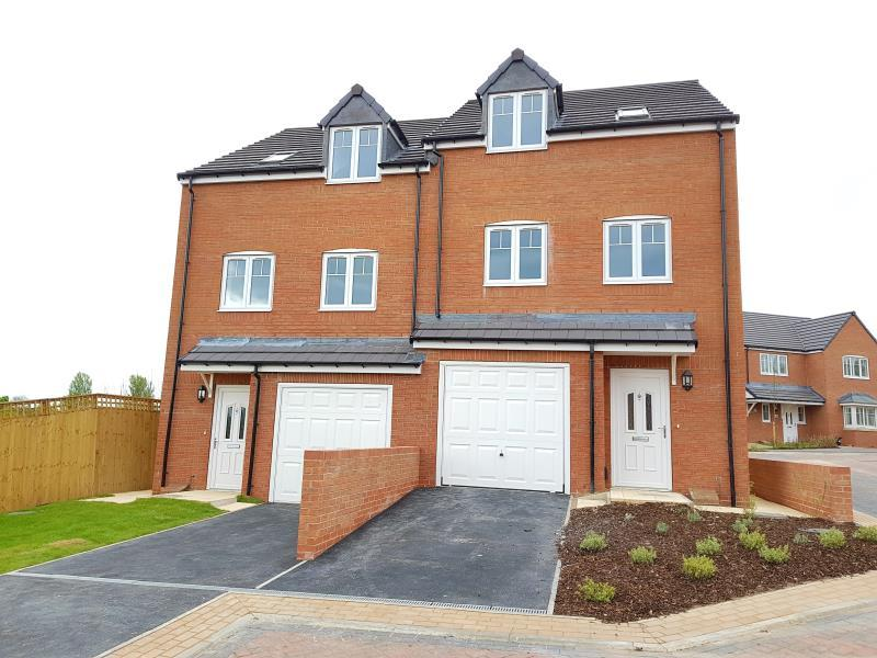 4 Bedrooms Semi Detached House for sale in PLOT 4 - THE HORTON, MOORE PARK, HEALDFIELD COURT, CASTLEFORD, WF10 4SF