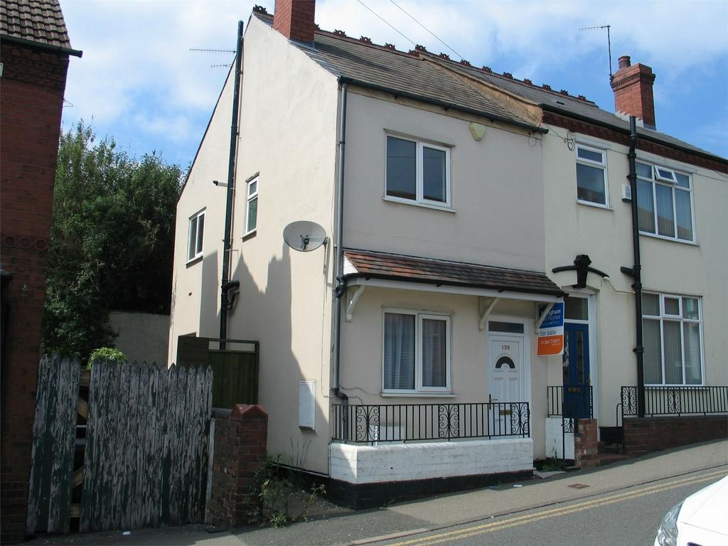 2 Bedrooms Semi Detached House for sale in New Street, Quarry Bank, BRIERLEY HILL, West Midlands