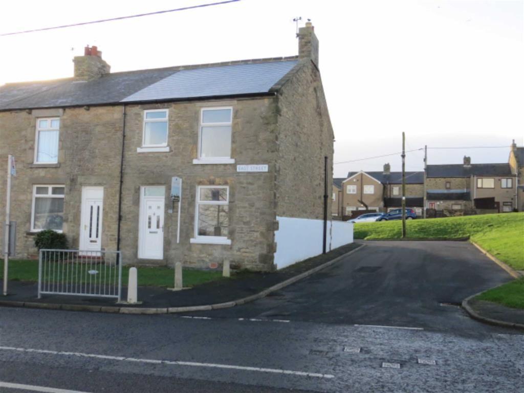 3 Bedrooms End Of Terrace House for sale in East Street, High Spen, Tyne Wear