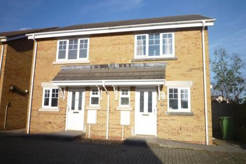 2 bedroom semi-detached house to rent - The Willows, Chilsworthy, EX22