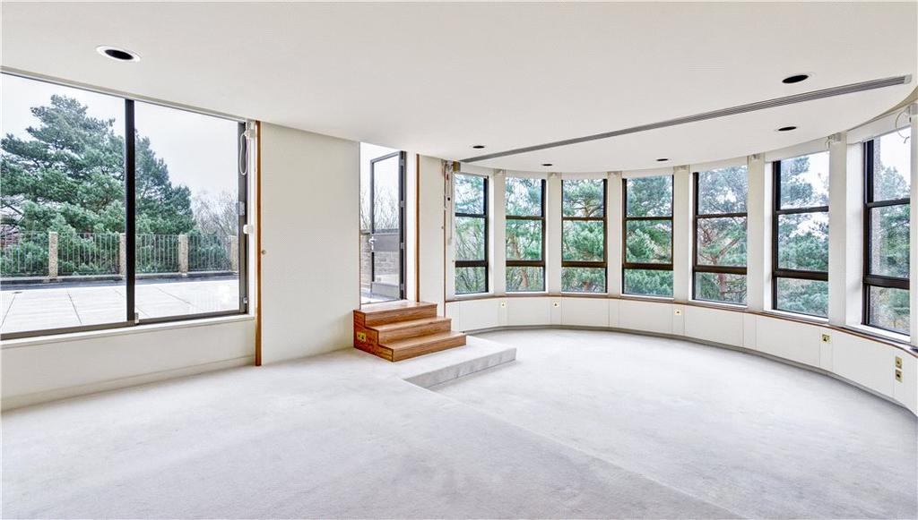 6 Bedrooms Penthouse Flat for sale in Mount Tyndal, Spaniards Road, Hampstead, London, NW3