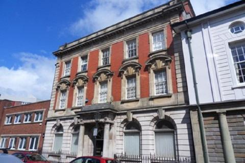 Studio to rent - Pembroke Buildings, Cambrian Place, Swansea. SA1 1RL