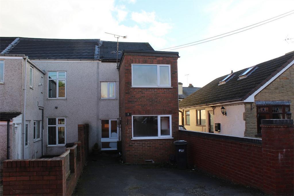 3 Bedrooms End Of Terrace House for sale in Brickfields, Buckley, Flintshire
