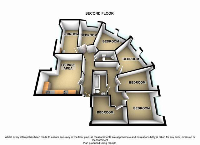 7 Bedrooms House Share
