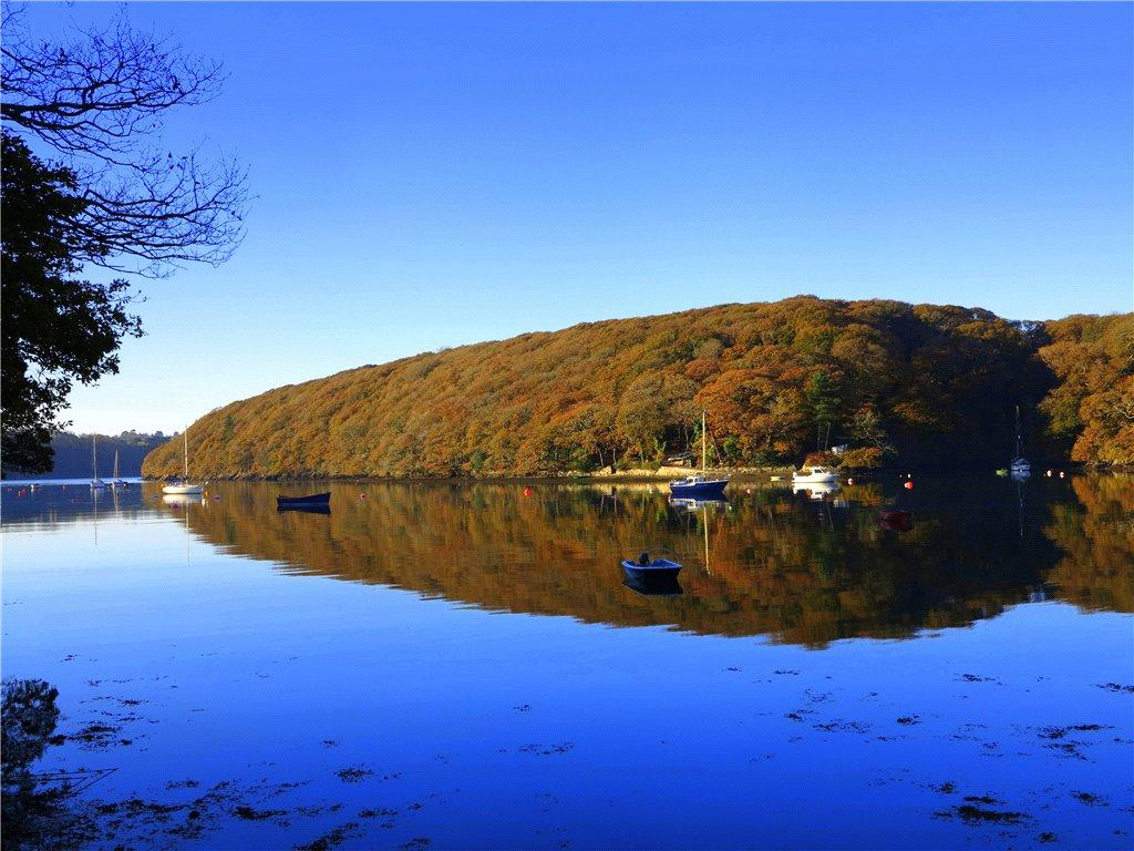 3 Bedrooms Detached House for sale in Budock Vean Holiday Homes, Helford Passage, Cornwall