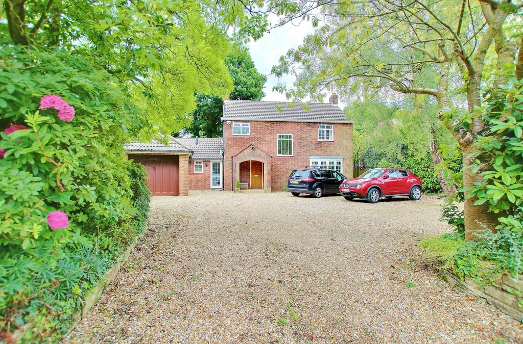 4 Bedrooms Detached House for sale in Chilworth, Southampton