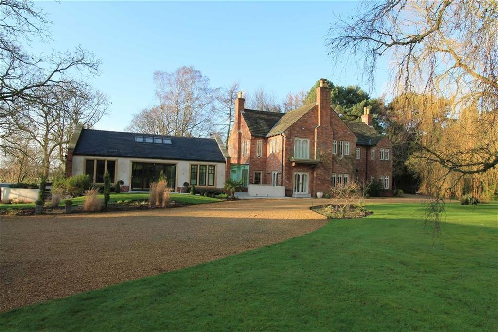 5 Bedrooms Detached House for sale in Artists Lane, Nether Alderley