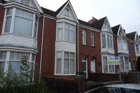 6 bedroom terraced house to rent - Mirador Crescent. Uplands, Swansea. SA2 0QX
