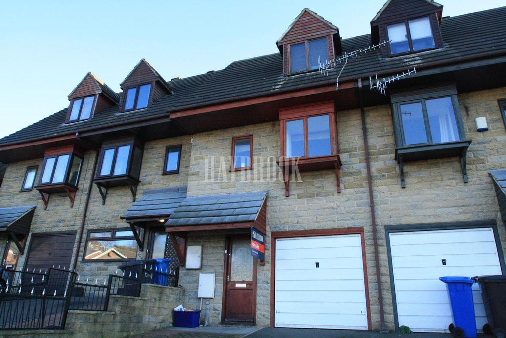 2 Bedrooms Terraced House for sale in Fox Hill Road, Wadsley Bridge