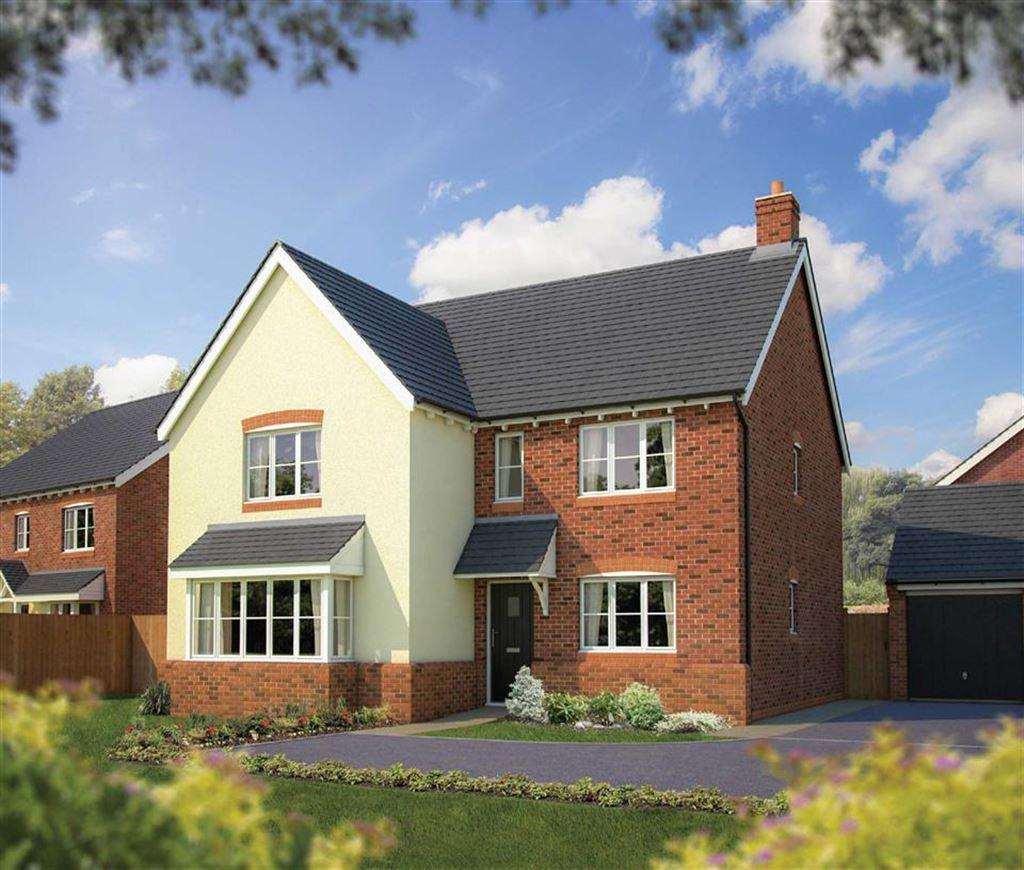 5 Bedrooms Detached House for sale in Honeyvale Gardens, Moulton