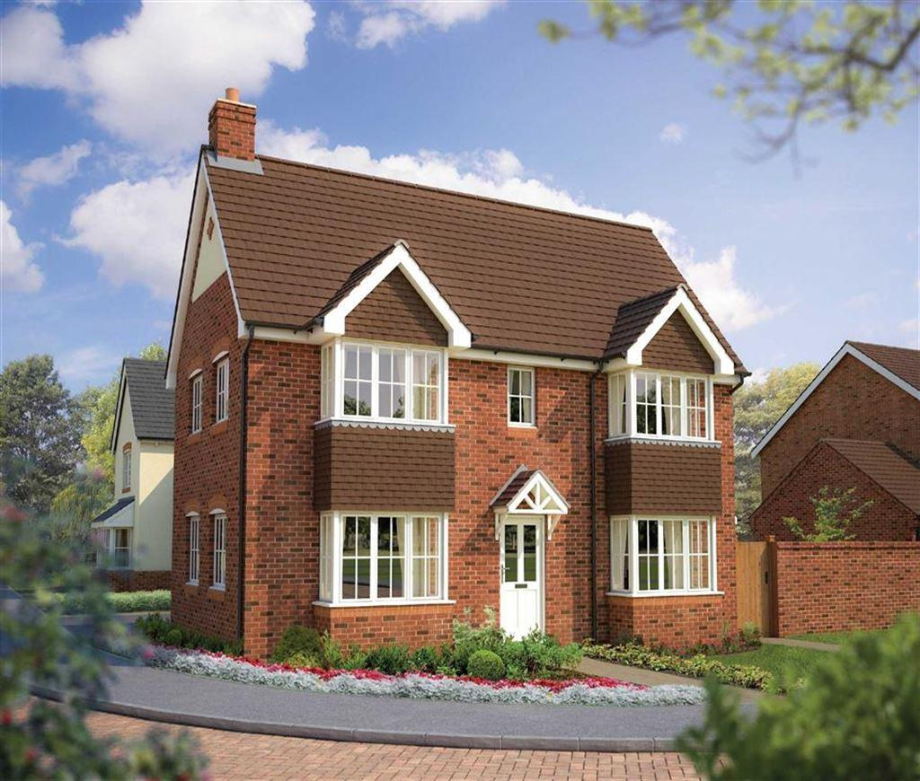 3 Bedrooms Detached House for sale in Honeyvale Gardens, Moulton