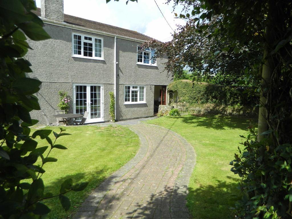 3 Bedrooms Detached House for sale in Budges Shop, Saltash, Cornwall, PL12
