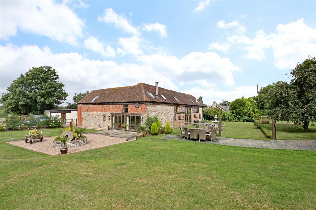 5 Bedrooms Equestrian Facility Character Property for sale in Stratford Bridge, Ripple, Tewkesbury, Gloucestershire
