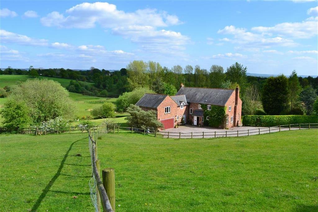 6 Bedrooms Detached House for sale in Slade Lane, Over Alderley