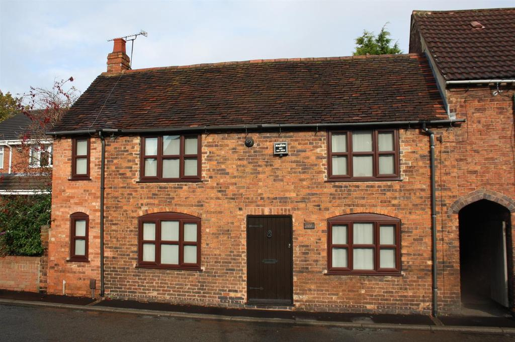 2 Bedrooms Cottage House for sale in Church Road, Dordon, Tamworth