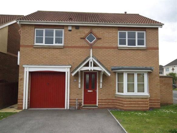4 Bedrooms Detached House for sale in Crawford Street, Seaton Carew, Hartlepool, TS25