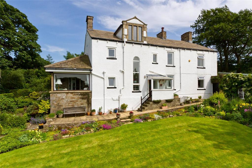6 Bedrooms Detached House for sale in Burnley Road, Middop, Gisburn, Lancashire, BB7