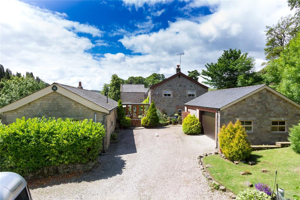6 Bedrooms Equestrian Facility Character Property for sale in Dunsop Road, Newton-In-Bowland, Clitheroe, Lancashire, BB7
