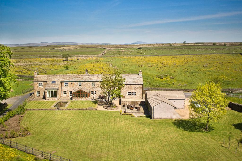5 Bedrooms Equestrian Facility Character Property for sale in Tinklers Lane, Bolton-by-Bowland, Clitheroe, Lancashire, BB7