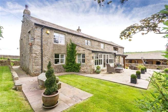 4 Bedrooms Equestrian Facility Character Property for sale in Bolton By Bowland, Clitheroe, Lancashire, BB7
