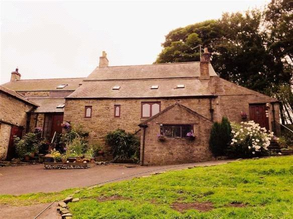 3 Bedrooms Detached House for sale in High Oustley Farm, Allendale, Hexham, Northumberland, NE47