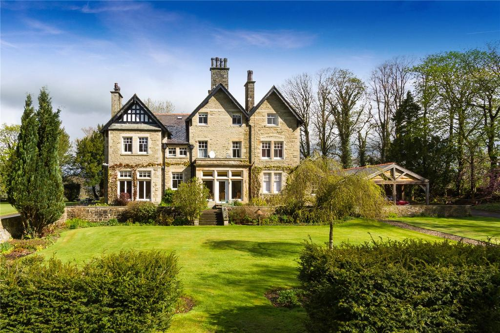 8 Bedrooms Detached House for sale in Whalley Road, Pendleton, Clitheroe, Lancashire, BB7