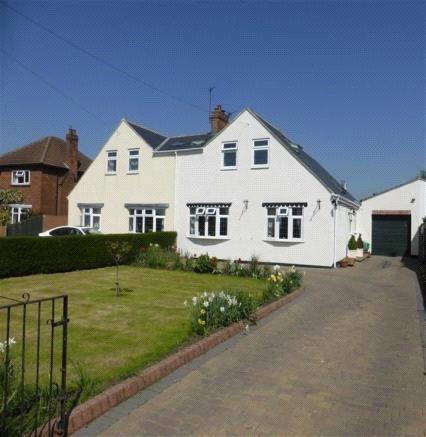 4 Bedrooms Semi Detached Bungalow for sale in Merrybent, Darlington, County Durham, DL2