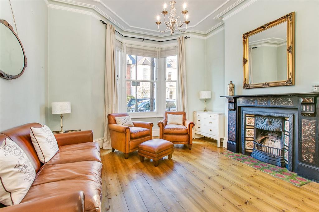 2 Bedrooms Flat for sale in Broxash Road, Battersea, London